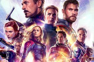 'Avengers: Endgame' lập kỷ lục doanh thu phòng vé 1,2 tỷ USD toàn cầu