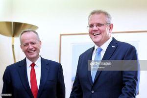 Australia: Thủ tướng và lãnh đạo đối lập tranh luận trên truyền hình