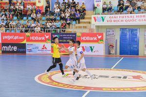 Giải Futsal HDBank VĐQG 2019: Thái Sơn Nam thắng nhọc, Đà Nẵng chiếm ngôi nhì