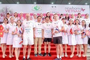 Philips đồng hành với giải chạy 'Hành trình Sông Hồng'
