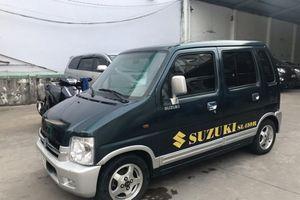 Suzuki Wagon cũ 'rẻ như bèo' được ưa chuộng tại Việt Nam, giá dưới 100 triệu đồng