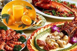 Những thực phẩm kết hợp với nhau gây độc