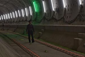 Lún nền một đoạn metro số 1: Đừng đổ lỗi...