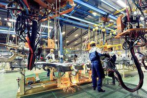 Sản xuất công nghiệp 4 tháng tăng 9,2%