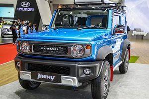 Xe 'giá rẻ' Suzuki Jimny bán gần 2 tỷ đồng tại Singapore