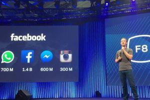 Tương lai của Facebook sẽ nằm trong giao tiếp cá nhân