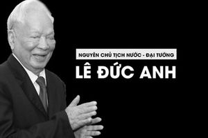 TP.HCM ra thông báo lễ Quốc tang đại tướng Lê Đức Anh