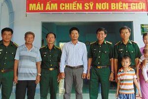 Ấm áp nghĩa tình quân dân Bộ Đội Biên phòng tỉnh Kiên Giang