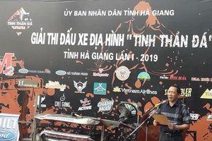 Giải thi đấu xe địa hình lần đầu tiên tại Hà Giang