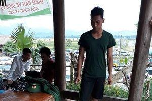 Chiến sĩ biên phòng Nghệ An kịp thời cứu sống nạn nhân bị đuối nước