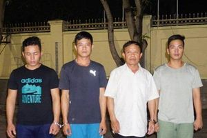Hành trình xuyên lễ bắt các đối tượng trốn truy nã nguy hiểm từ miền Nam về quy án