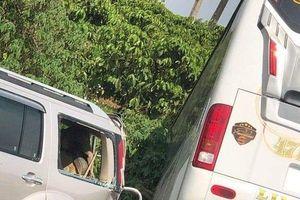 Đối tượng cầm đầu nhóm côn đồ chặn xe chém người trên quốc lộ 20 đã ra đầu thú