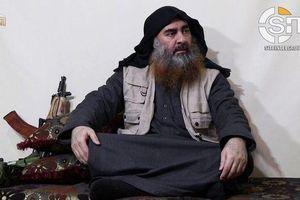 Thủ lĩnh tối cao IS lần đầu tái xuất sau 5 năm