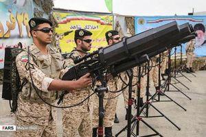 Chóng mặt, nhức mắt với dàn vũ khí tự chế của Iran