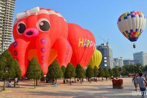 'Thỏa sức lên trời' cùng Lễ hội khinh khí cầu quốc tế Đà Nẵng