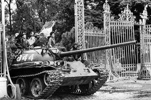 Giải phóng miền Nam, thống nhất đất nước: Bản hùng ca của khát vọng hòa bình
