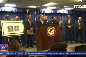 Mỹ bắt một cựu quân nhân vì âm mưu tấn công hàng loạt