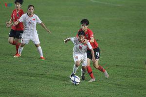 Thua sát nút U19 Hàn Quốc, U19 Việt Nam vẫn có vé dự VCK U19 nữ châu Á