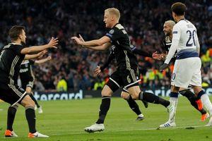 Chiến thắng trên sân Tottenham, Ajax sáng cửa vào chung kết Champions League