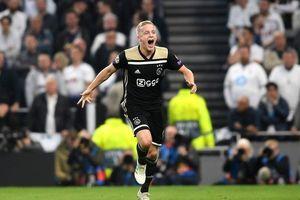 Trực tiếp Tottenham vs Ajax bán kết lượt đi Cúp C1 Champions League