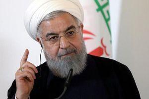 Tổng thống Iran kí đạo luật coi quân đội Mỹ ở Trung Đông là khủng bố