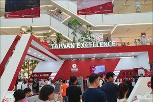 Không gian trải nghiệm Taiwan Excellence 2019 kết thúc hôm nay