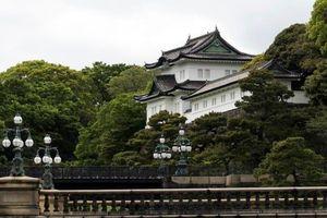 Hoàng cung Tokyo, nơi Nhật hoàng mới đăng cơ