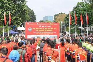 Cuộc đua xe đạp về Điện Biên Phủ