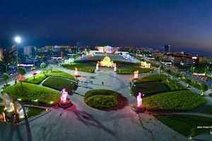 Chiêm ngưỡng những công trình kỷ lục Việt Nam tại quảng trường lớn nhất ĐBSCL