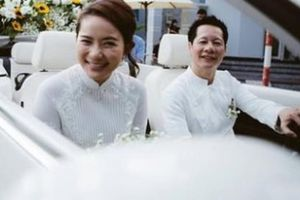 Lấy chồng đại gia, Phan Như Thảo được tặng toàn quà 'khủng'