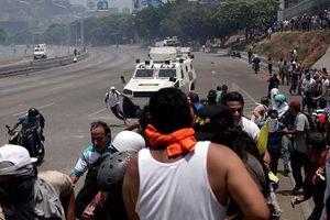 Thông tin mới nhất về tình hình Venezuela