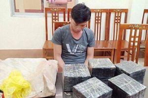 BĐBP Lạng Sơn phối hợp bắt vụ vận chuyển 26 bánh heroin