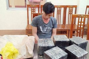 Lạng Sơn: Phá đường dây vận chuyển 26 bánh ma túy