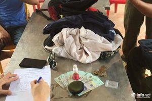 Gia đình giáo viên tại Ba Vì trả lại ba lô có tiền cho người đánh rơi
