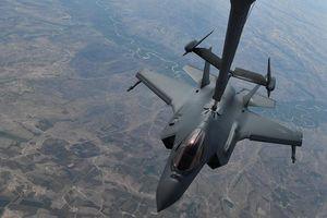 Chùm ảnh: Mỹ lần đầu tiên điều F-35 để diệt trừ IS