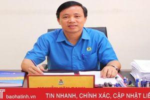 Xây dựng đội ngũ công nhân lao động Hà Tĩnh đáp ứng yêu cầu đổi mới