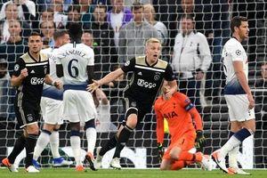 Tottenham 0-1 Ajax Amsterdam: Lợi thế vàng