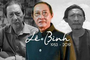 Diễn viên Lê Bình qua đời: Ông Tư Tại của 'Đất Phương Nam' cùng những vai diễn để đời