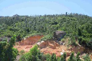 Phú Yên: 'Nóng' nạn khai thác cát trái phép tại Đông Hòa
