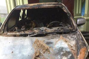Thanh Hóa: Bí thư Đoàn xã đốt xe người dân ra đầu thú