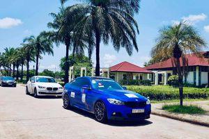 BMW Caravan Chiang Mai 2019: Đi để trở về