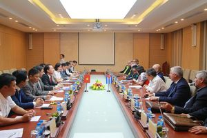 Vietnam – Cuba continues to strengthen cooperation in construction