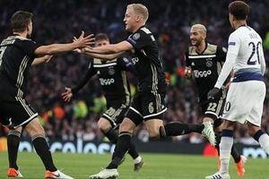 Tottenham 0-1 Ajax: Câu chuyện cổ tích được viết tiếp