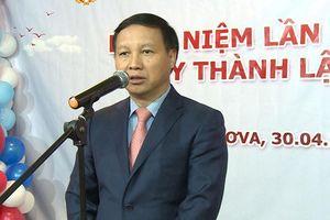 Hội cựu chiến binh Việt Nam tại Nga kỷ niệm ngày 30/4