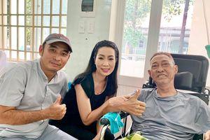 Nghệ sĩ Lê Bình qua đời sau hơn 1 năm chống chọi với ung thư