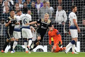 Thắng tối thiểu Tottenham, Ajax tiến gần chung kết Cúp C1
