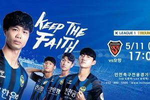 Đây là lý do thực sự khiến Công Phượng mất chỗ ở Incheon United?