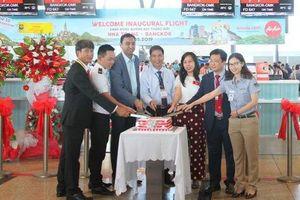 Air Asia mở đường bay thẳng Cam Ranh- Bangko