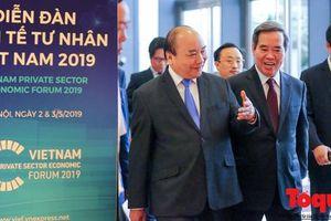 Thủ tướng Nguyễn Xuân Phúc khai mạc Diễn đàn Kinh tế tư nhân 2019
