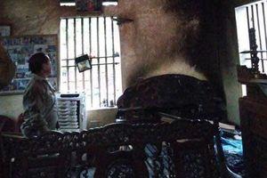 Con gái mua xăng đốt mẹ lúc nửa đêm bị bắt giữ khi đang lẩn trốn ở Thanh Hóa